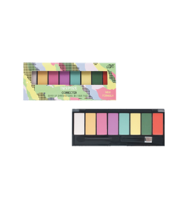 BR 8 Color Corrector Palette (BR318) BR (one piece)