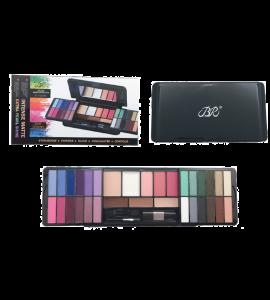 BR Eyeshadow + Powder + Blush + Highlighter + Contour Dimensions: 3.5L6.8Wx1.15H (BR319)