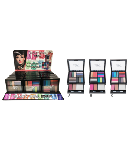 Fancy Girl All in One Makeup Palette Kit BR (BR335)