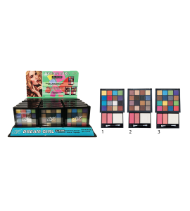 Dream Girl All in One Makeup Palette Kit BR (BR336)