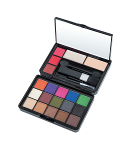 Deluxe Makeup Palette 20 Colors BR (BR338A)