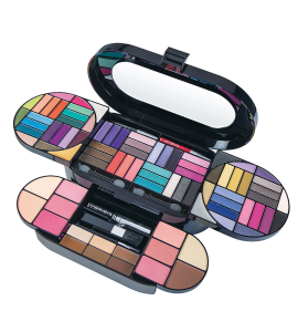 Deluxe Makeup Palette 87 Colors BR (BR340)