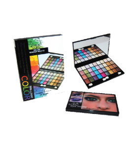 Deluxe Makeup Palette 36 Colors (BR826-1) BR (one piece)