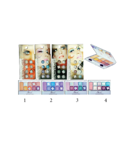 9 Eyeshadow (CC0013C) Starry (one display)