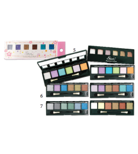 6 Eyeshadow (CC006) Starry (one display)