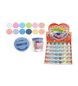 Eyeshadow Shimmer Powder (EP15) Princessa (one display)