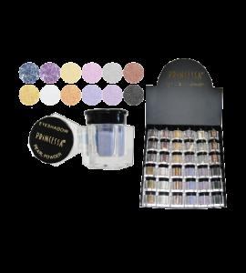 Princessa Eyeshadow Shimmer Powder (EP6B) Princessa (one display)