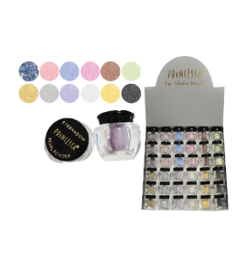 Princessa Eyeshadow Shimmer Powder (EP7B) Princessa (one display)