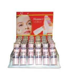 3-in-1 Shimmer Stick (FS-2) Starry (one display)