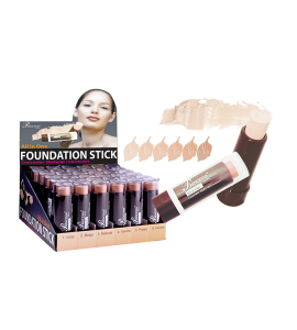 All in One Foundation Stick (FS825) Princessa (one display)