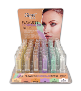 Giovi Flawless Concealer Stick (GC12) Giovi (one display)