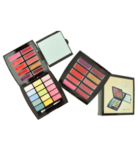 BR 15 Eyeshadow/ 10 Lip Gloss (JC138B)