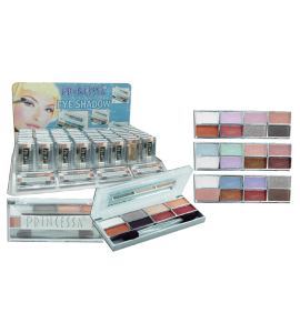 8 Eyeshadow (JC168) Princessa (one display)