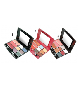 6 Eyeshadow 3 Blush (JC189) BR (one display)