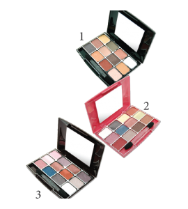 12 Eyeshadow (JC190) BR (one display)