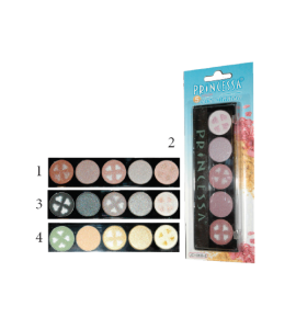 5 Eyeshadow (JC191B) Princessa (one display)