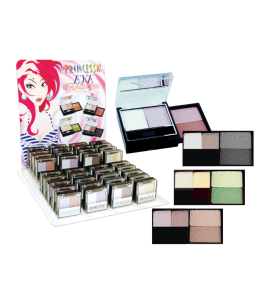 4 Eyeshadow (JC197) Princessa (one display)