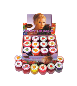 Starry Fruit Sizzle Lip Balm (LIPBALM) Starry (one display)