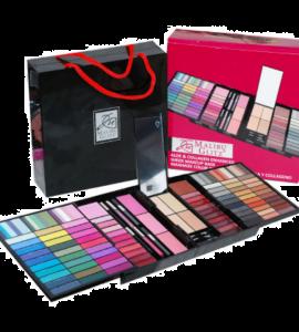 Malibu Glitz Deluxe Makeup Palette Color Dimensions: 7Lx25.5Wx1H (MG815)