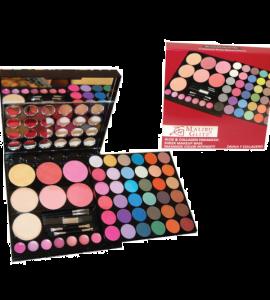 Malibu Glitz Eyeshadow/ Blush Set Dimensions: 8Lx12.5Wx7.25H (MG819)