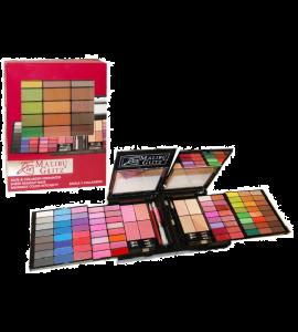 Malibu Glitz Professional Studio Makeup Kit  (MG828)