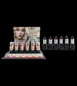 Malibu Glitz Alluring Matte Lipstick Malibu Glitz (ML155A)