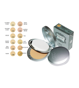 2 Way Powder with SPF 8 (PB047) Giovi (one piece)