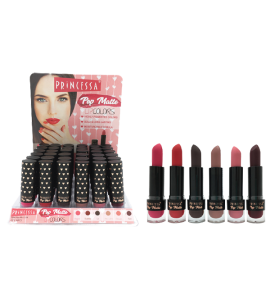 Starry Matte Lipstick (PR-117A) Starry (one piece)