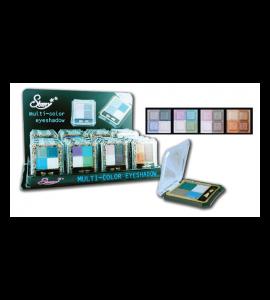 Multi-Color 4 Eyeshadow Palette (PR1104) Starry (one display)