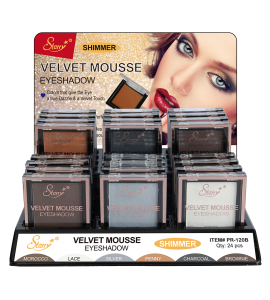 Velvet Mousse Eyeshadow Starry (PR120B)