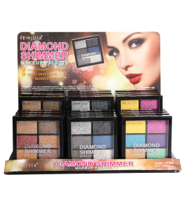 Diamond Shimmer Makeup Palette Princessa (PR126)