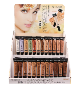 Princessa 5 in 1 Concealer (PR68) Princessa (one piece)