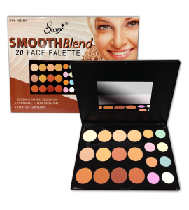 Starry Smooth Blend 20 Palette (SE209) Starry (one piece)
