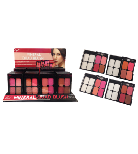 Mineral Quad Blush (SE234) Starry (one display)