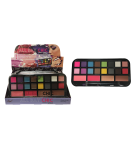 All Day Chic Mineral Combo Kit 20 Colors Starry (SE380)