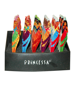 Tweezer (SSG308) Princessa 90 piece display