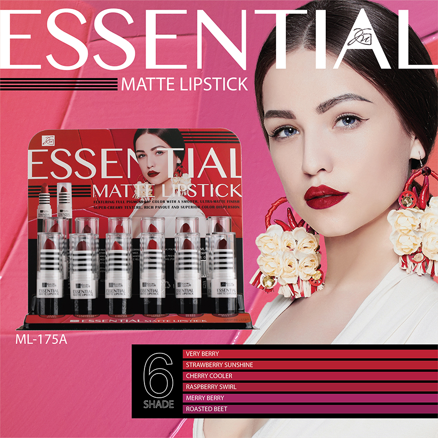 richoncosmetics matte lipstick